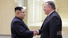 Държавният секретар на САЩ ще се срещне със севернокорейския лидер Ким Чен-ун в неделя</p><p>