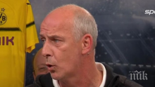 Баслер култов: Играх на 10 бири срещу Юнайтед, Шмайхел няма понятие от футбол, но... (ВИДЕО)