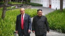 Ким Чен-ун се надява следващата му среща с Доналд Тръмп да доведе до значителен прогрес в денуклеаризацията