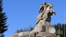 Срам за паметта ни! Паметникът на Георги Бенковски в Копривщица се руши