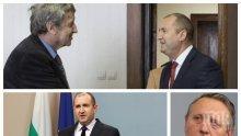 РАЗКРИТИЕ НА ПИК! Инициаторите на националното единение скочиха на президента Радев - яхнал идеята им и ги употребява за политически цели