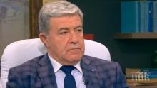 Проф. Генчо Начев изригна: Схемите с източването на средства за онкоболни пациенти са престъпление!
