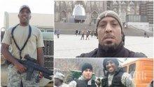 ПЪРВО В ПИК! Ето го нападателя на Деница Сидерова! Суданецът Мажди бил в армията, има СНИМКИ с оръжия