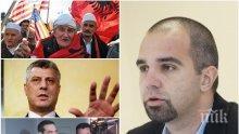 САМО В ПИК! Първан Симеонов с гореща прогноза за опасността от прекрояване на границите на Балканите и ролята на България