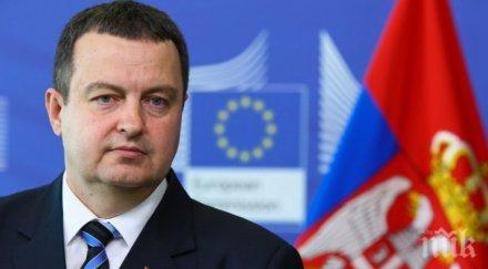 КФОР отговори на Ивица Дачич: Няма да нападаме сами себе си