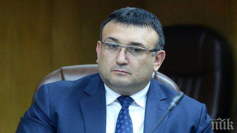 Младен Маринов: Ще има по-добър контрол, ако Законът за движение по пътищата се раздели на три