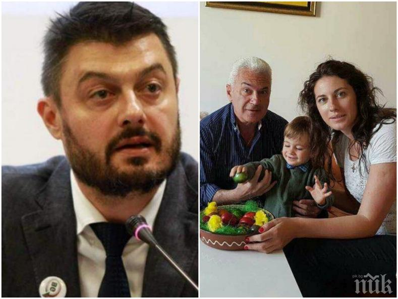 САМО В ПИК! Николай Бареков с разкрития за нападението над съпругата на Волен Сидеров! Подозират, че суданецът бил от секретните служби на някое арабско посолство (СНИМКИ)