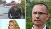 ГОРЕЩО В ПИК! Ангел Джамбазки изригна срещу убиеца на Виктория: Това същество не е човек, трябва да бъде обесен (СНИМКА)