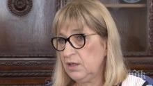 Цецка Цачева информира колегите си от ЕС за разкриването на убийството в Русе