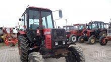 Инцидент на нивата: Трактор затисна мъж