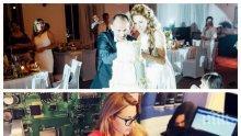 ЕКСКЛУЗИВНО И САМО В ПИК! Разтърсващи подробности за любовта и развода на убитата Виктория! Само преди две години преживяла приказна сватба... (УНИКАЛНИ СНИМКИ)