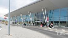 Провеждат учение на летището в София