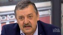 Проф. Тодор Кантарджиев: При един болен от грип – трима около него развиват имунитет, без да боледуват