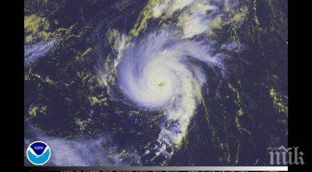 """Ураганът """"Майкъл"""" връхлетя Флорида с пълна сила (ВИДЕО)"""