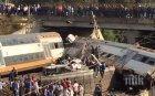 КАСАПНИЦА! Високоскоростен влак излетя в Мароко, има жертви и много ранени (СНИМКИ)