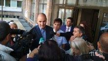 Цветан Цветанов посече БСП: Когато внасяш вот на недоверие без да имаш алтернатива – това е просто заяждане