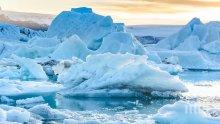 НАСА С АЛАРМА: Какво се случва в Арктика (УНИКАЛНО ВИДЕО)