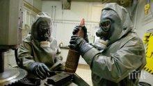 Нови санкции срещу заподозрени в използването на химическо оръжие