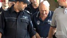 Шофьорът на автобуса ковчег от Своге се предаде, не иска да живее