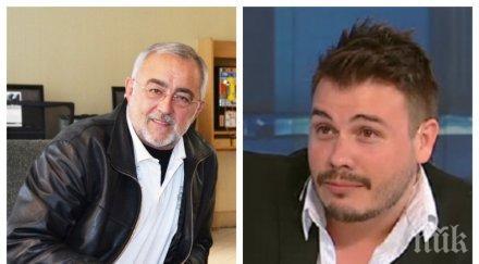 САМО В ПИК! Директорът на Народния театър Мариус Донкин с гореща новина за заместника си - ето както се случва с Цветан Николов, който катастрофира пиян