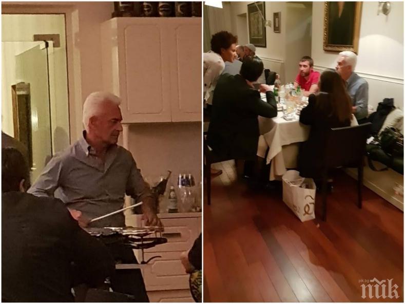 ПЪРВО В ПИК! Волен Сидеров проговори за скандала с чужденците в столичен ресторант