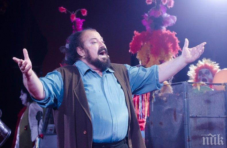 ПЪРВО В ПИК! Световно известният тенор Калуди Калудов чества 40 години на сцената с невиждан оперен спектакъл в Пловдив