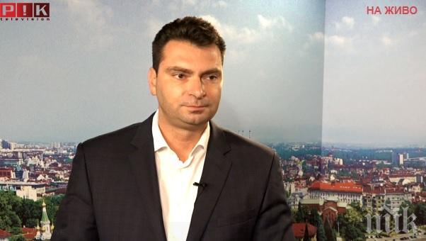 Калоян Паргов: Допуснатата реституция на имоти като къщата на Яворов беше огромна грешка