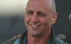 Американски пилот загина в Украйна, разбивайки се с руски Су-27