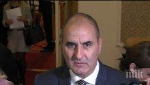 ИЗВЪНРЕДНО В ПИК TV! Цветанов на спешна среща с шефа на вътрешната комисия в румънския парламент