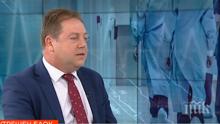 Председателят на БЛС: Пациентите могат да разчитат на лекарите