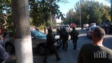 Стана ясно кой е атентаторът в колежа в Керч (СНИМКА/ВИДЕО)