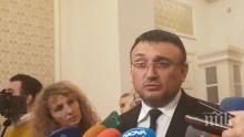 ПЪРВО В ПИК TV: След екшъна в Сливен, вътрешният министър категоричен: Няма да позволя нападение над полицай