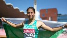 Александра Начева донесе пето олимпийско злато на България