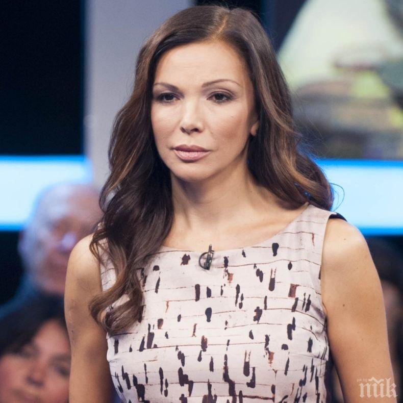 Юлияна Дончева се върна в училище