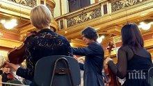 """Български диригент изригна с """"Етюди на бъдещето"""" в Златната зала във Виена"""