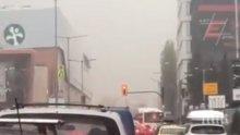 ПЪРВО В ПИК TV! Адски тапи блокираха София заради дъжда