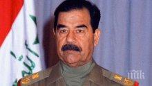Ирак си поиска статуя на Саддам Хюсеин, изнесена през 2003 г.</p><p>