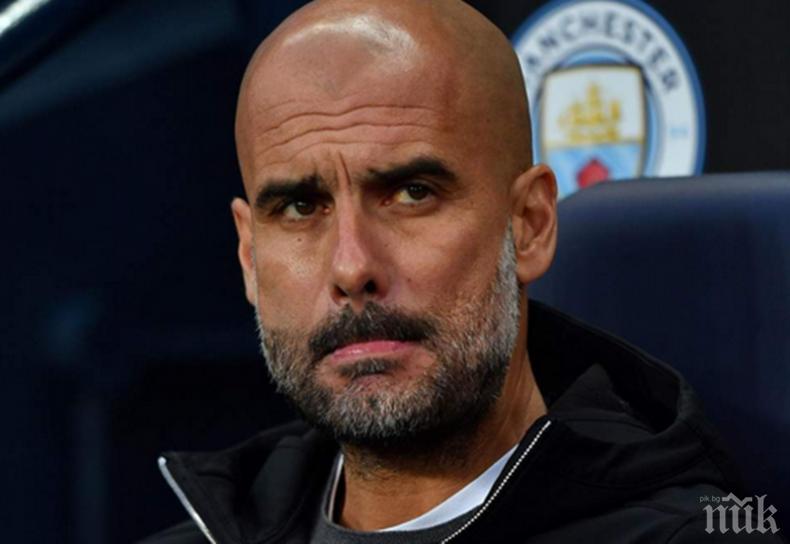 Умряла лисица: Мениджърът на Манчестър Сити отписа тима си в Шампионска лига