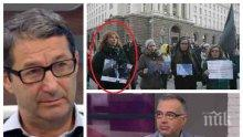 """САМО В ПИК: Каролев разобличи """"умната и красива"""" Ивет Добромирова: Тази жена няма дете, но протестира с майките за политически рейтинг! (СНИМКА)"""
