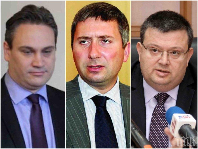 ПЪРВО В ПИК: Иво Прокопиев с тежко обвинение - наложена му е мярка за неотклонение (ОБНОВЕНА)