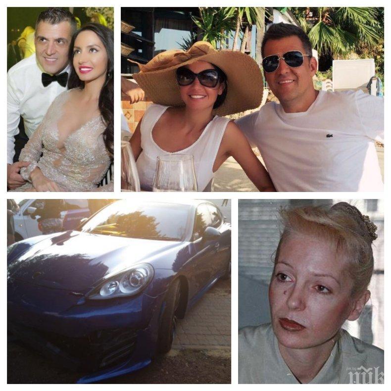 ОПАСЕН БИЗНЕС! Диамантената вдовица Наталия Гуркова продава бижута за $ 3 милиона - скандалната аферистка Веска Меджидиева й отказала помощ