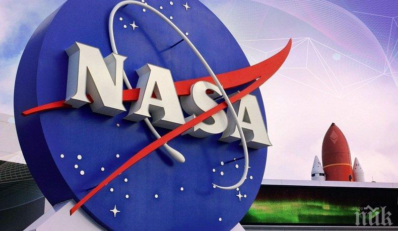 НАСА си търси партньори за експедиция до Марс