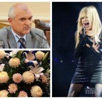 ЕКСКЛУЗИВНО В ПИК: Димитър Главчев пя с Лили Иванова, тя му се обясни в любов (СНИМКА)