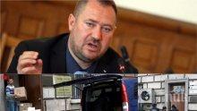 РАЗКРИТИЕ НА ПИК! Петър Харалампиев арестуван в дома си, прибирал колосални суми за нови български граждани (ОБНОВЕНА)