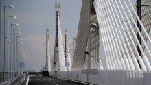 Двама българи спипани на Дунав мост 2 със скимиращи устройства