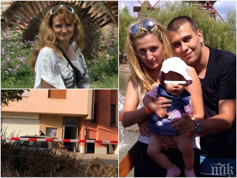 ПЪРВО В ПИК: Майката на убитата Дарина с шокиращ разказ за домашно насилие - ето какво споделя Ваня Министерска (СНИМКИ)