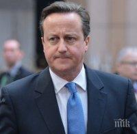 Дейвид Камерън обмисля да се завърне в голямата политика