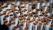 Арести и обиски в Пиринско за контрабанда на цигари