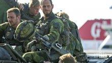 Четирима военнослужещи от Швеция са пострадали по време на учение на НАТО в Норвегия
