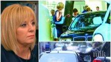 ЖИВА ДА Я ОЖАЛИШ: Манолова нямала пари за кола и шофьор, отнемането на НСО и скъпата лимузина било саботаж</p><p>
